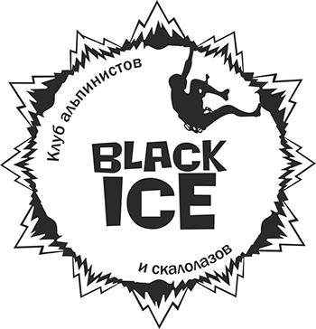 logo black ice