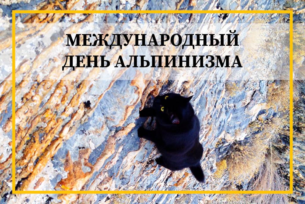 international day mountaineering